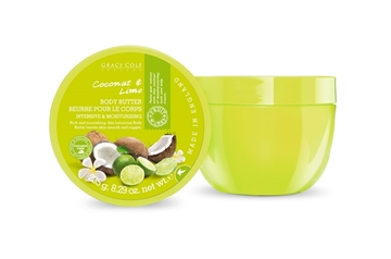 Bilde av Grace Cole Coconut & Lime 235G Body Butter