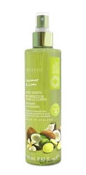 Bilde av Grace Cole Coconut & Lime 250Ml Body Spritz
