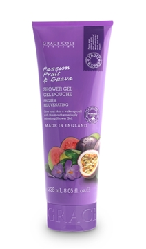 Bilde av Grace Cole Passion Fruit & Guava 238Ml Shower Gel