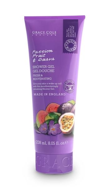 Bilde av Grace Cole Passion Fruit & Guava 238Ml Shower Gel