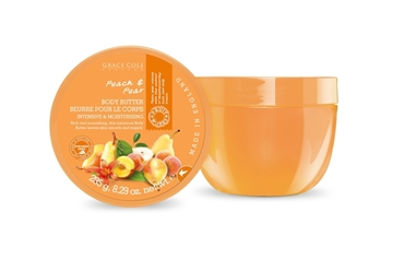 Bilde av Grace Cole Peach & Pear 235G Body Butter