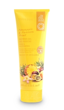 Bilde av Grace Cole Pineapple & Passion Fruit 238Ml Shower Gel