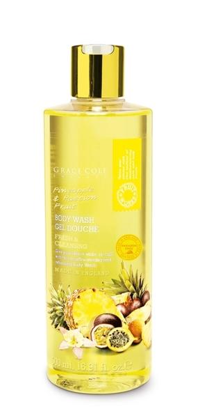 Bilde av Grace Cole Pineapple & Passion Fruit 500Ml Body Wash