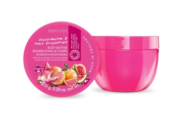 Bilde av Grace Cole Watermelon & Pink Grapefruit 235G Body Butter