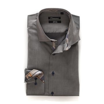 Bilde av Vannucci Shirt 696 Slim Fit