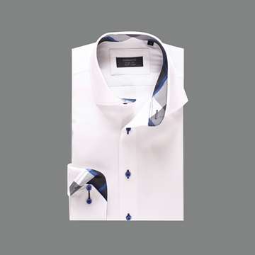 Bilde av Ferretto Shirt Slim 872-F