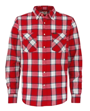 Bilde av Lee Western Shirt Primary Red