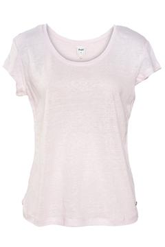 Bilde av Pearl Basic Linen T-Shirt