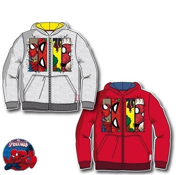 Picture of Spider-Man Sweater W/Zip