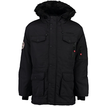 Bilde av Geographical Norway Adil Winter Jacket Black