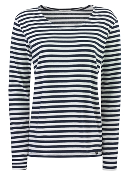 Bilde av Lee L/S Stripe Tee Navy