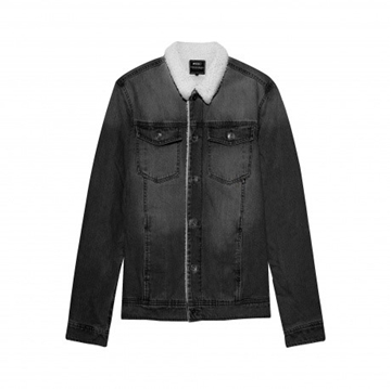 Bilde av WESC Hook Denim Jacket