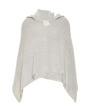 Picture of Line Of Oslo Storm Mohair Poncho