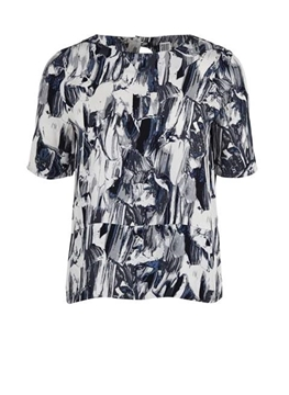 Bilde av Saint Tropez Printed Top