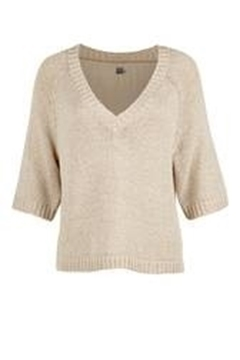 Bilde av Saint Tropez Tube Sweater W Shine