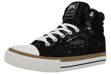 Bilde av BK British Knights Dee Shoe Snake Black