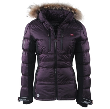 Bilde av Geographical Norway Winter Jacket Purple