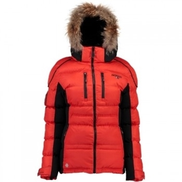 Bilde av Geographical Norway Winter Jacket Red