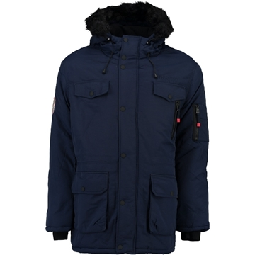 Bilde av Geographical Norway Adil Winter Jacket Navy