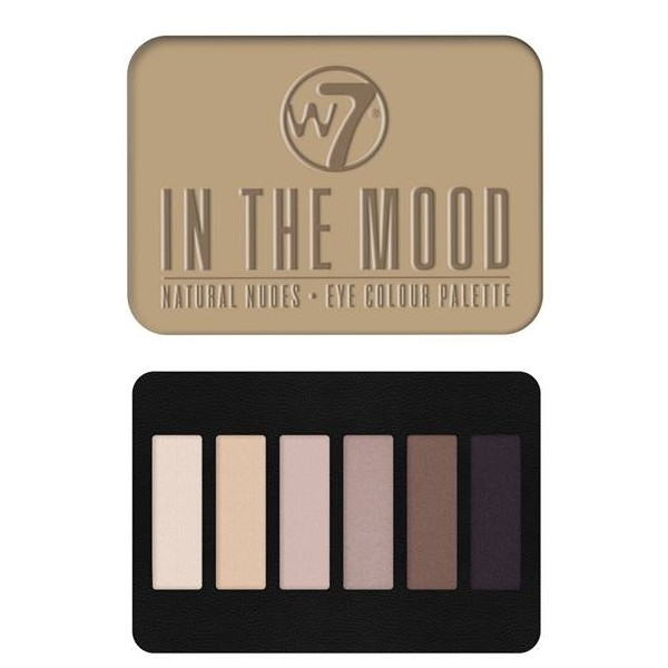 Bilde av W7 In The Mood Eye Shadow Palette