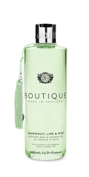 Bilde av Boutique Bath & Shower Gel Grapefruit Lime & Mint 500ml