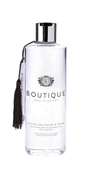 Bilde av Boutique Bath & Shower Gel White Nectarine & Pear 500ml