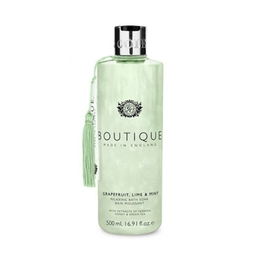 Bilde av Boutique Bath Soak Grapefruit Lime & Mint 500ml