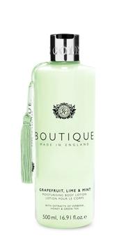 Bilde av Boutique Body Lotion Grapefruit Lime & Mint 500ml