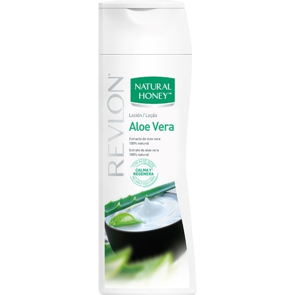 Bilde av Natural Honey Body Lotion Aloe 400ml