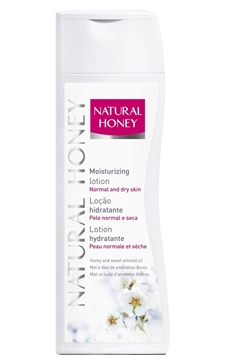 Bilde av Natural Honey Body Lotion Normal Skin 400ml