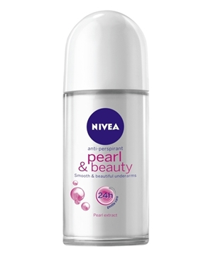 Bilde av Nivea Rollon Pearl & Beauty Woman 50ml