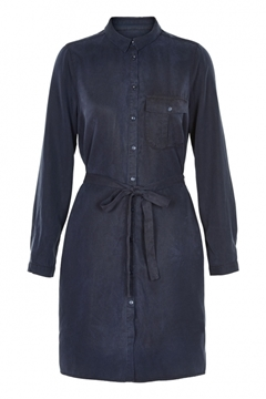 Bilde av Soaked In Luxury Etteke Shirt Dress