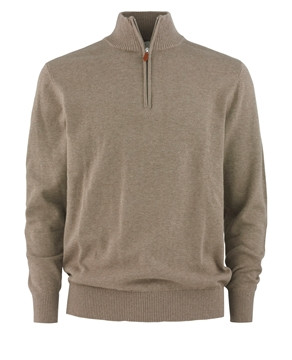 Bilde av Long Island Cotton Half Zip