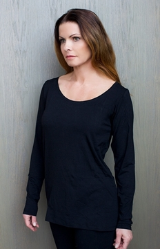 Bilde av Aura Sweater W/Long Back
