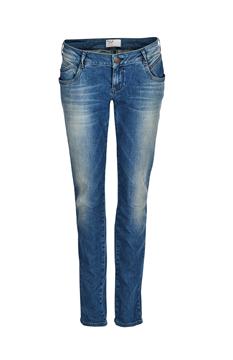 Bilde av Pulz Jeans Noa Skinny Jeans Mid Waist