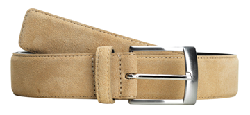 Bilde av Mens Suede Belt 35Mm