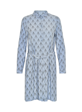 Bilde av Soaked in Luxury Deco Shirt Dress