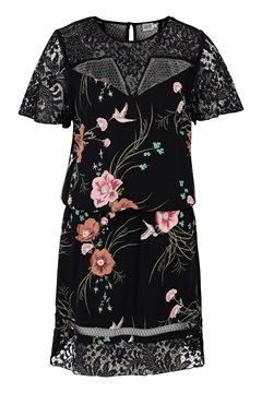 Bilde av Saint Tropez Dress Flowergarden W Lace