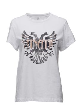 Bilde av Saint Tropez T-Shirt W Eagle Print