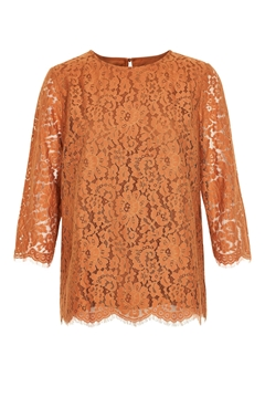 Bilde av Soaked In Luxury Lulla Blouse