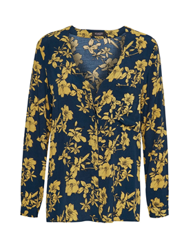 Bilde av Soaked In Luxury Dagmar Top L/S