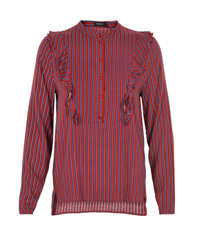 Bilde av Soaked In Luxury Solvej Striped Top