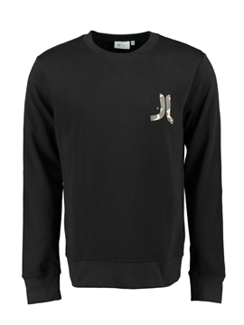 Bilde av Wesc Inlay Icon Chest Crewneck Sweatshirt