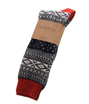 Bilde av Nordlys Wool Socks