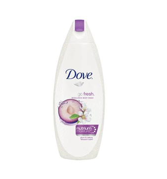 Bilde av Dove Body Wash Rebalance Plum & Sakura 250ml