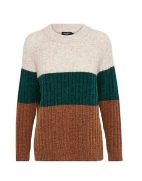 Bilde av Soaked In Luxury Isbea Striped Jumper
