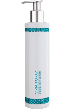 Bilde av Vivian Grey Crystals In Blue Body Lotion 250 ml