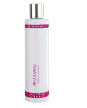Bilde av Vivian Grey Crystals In Pink Body Lotion 250 ml